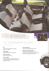 4 (ErenXsara) Tags: citroën saxo new morning citroënsaxo saxonewmorning saxo16i saxo14i saxo16i16v catalogue catalog catálogo brochure car coche voiture depliant