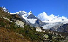 Autumn Riding in Zermatt Switzerland  (43) (Carl and Sian) Tags: sian carlandsian cycling singletrack sianandcarl skiing mountainbiking mountainbike mountainbikes orangemountainbikes