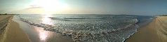 PANO_20180819_075243 (uomomare) Tags: vacation sea travel ukraine panorama wild nature sunrise morning overview mobile