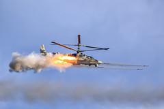 Ka-52 (RealHokum) Tags: airshow aviation army2018 helicopter hokum kubinka kamov ka52 alabino ef200400 russianairforce russianarmy