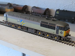 56001 (37686) Tags: oo gauge hornby bachmann dapol scratch built loco wagons faded battered