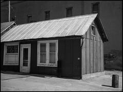 Elevator Office (argentography) Tags: princeton illinois midwest grainelevator kodak medalist ilford hp5 ektar 105mm 6x9 620 mediumformat