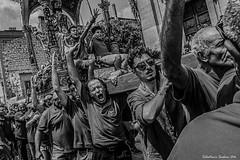 Bartolomeogiarratana 2 (ianosudano85) Tags: mono bn bnw foklore sicilia people persone
