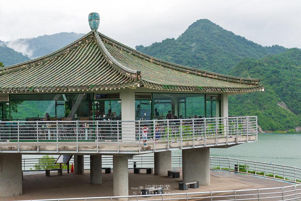 曾文水庫360度咖啡觀景樓 |雨後的台灣,很美13