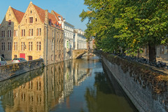 De Spaanse Loskaai, Brugge - The Spanish Quay, Bruges (Roland B43) Tags: brugge bruges spanishquay