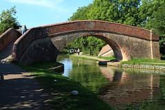 Grand Union Canal - Leicestershire (JauntyJane) Tags: grandunioncanal leicestershire foxtonlocks foxton canal bridge