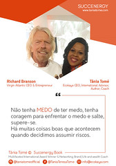 Richard Branson & Tania Tome (mbusinessmozmagazine) Tags: richard branson virgin billionaire records atlantic airlines tania tome succenergy tânia tomé leader serial entrepreneur tv personlaity star coach mentor strategical partner international advisor brand ambassador barack obama president award winner lider empreendedora economista jovem africana successo workshop speaker motivational palestrante tedx ted