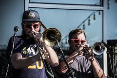 DSC_2086 (GRubio78) Tags: concert live band empirestrikesbrass newbelgium asheville nc 828 nikon d7500 bw brass brewery concierto brassterpiecetheater
