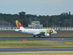 CS-TTC - Airbus A319-111 (Digi-Joerg) Tags: internationalerverkehrsflughafen berlintegel txl tapportugal airbusa319 ersterflug17121997 heimatflughafenlissabon cs portugal