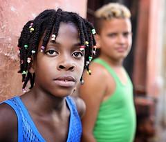 Cuba 2018 (mauriziopeddis) Tags: soccer football calcio ball children play avana habana havana canon portrait portraits ritratto ritratti people culture trecce treccine cuba caribe car