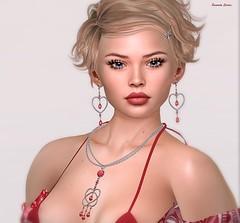 Mycha (Sannita_Cortes) Tags: argrace designercircle genusproject maitreya maxigossamerjewellery shinyshabby theskinnery beauty bra clothing dressoutfits earring lipstick makeup meshhead necklace poses shape virtualworld virtual virtualfashion fashion female