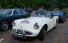 1961 Daimler GG-98-96 (Stollie1) Tags: 1961 daimler gg9896 laren
