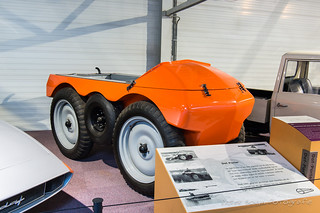 Daf Porter Concept - 1964