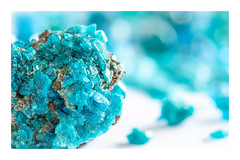 253/365: Rock on... (judi may) Tags: 365the2018edition 3652018 day253365 10sep18 macro macromonday rock macromondays mineral turquoise bokeh dof depthoffield canon5d blur