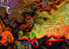 Whispers (LotusMoon Photography) Tags: abstract artistic abstraction photomanipulation digitalart filterforge distortion vibrant vividcolor vivid imagery postprocessed manipulated distorted bright brilliant annasheradon lotusmoonphotography