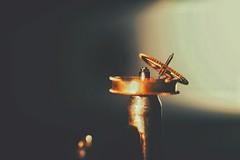 A Crown of Clockwork (orbed) Tags: key cogs gears watch macro metal macromondays balance clockwork cogwheel texture rust vintage