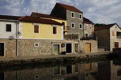 Laurdagskveld (dese) Tags: saturday vrboska dalmatia hvar july212018 july21 2018 reflections europa adriahavet adriaticsea adriatic july juli summer sommar ferie croatia kroatia europe coast
