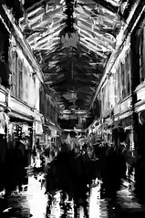 Arcade (Clive Varley) Tags: shockofthenew awardtree leeds westyorkshire archive gmic architecture