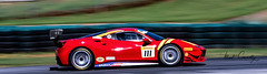 Pan 111 (4 Pete Seek) Tags: roadatlanta roadracing ferrari ferrarichallenge motorsports