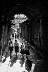 0600 Hours Jerusalem (stephen cosh) Tags: blackwhite candid israel jerusalem leica50mmaposummicron leicamtype246 stephencosh street streetphotography