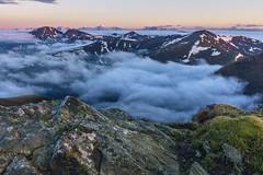 Falkert (manuel.thaler) Tags: falkert nockberge nockis mountain range peak hill snowcapped ridge extreme terrain landscape valley alpenglow mer de glace rock gurktal alps carinthia austria gurktaler alpen reichenau sunrise