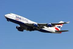 B747 G-CIVD London Heathrow 13.09.18 (jonf45 - 4 million views -Thank you) Tags: british airways boeing 747436 747 b747 jumbo london heathrow airport egll lhr airliner civil aircraft jet plane flight aviation gcivd