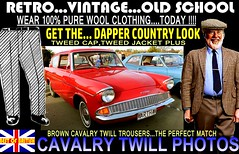 Cavalry Twill Photos part 12 (The General Was Here !!!) Tags: car auto vehicle nz kiwi cap tweed jacket coat blazer gents mens wearing harris houndstooth dapper old older vintage club rally show parked trousers wollen wool 100 uk country scottish yorkshire plaid man oldman beard retro fashion sign poster outdoor distinguished ride menstweedjacket tweedcap british cavalrytwilltrousers oldschool clothes newzealand auckland wellington dunedin invercargill nelson hastings rotorua christchurch hamilton napier whangarei gisborne vintagecar carclub oldcar