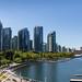 Vancouver harbour skyline