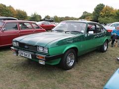 1979 Ford Capri 2.0 S (quicksilver coaches) Tags: ford capri epp843t miltonkeynes