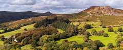Sheepstor (Rich Walker75) Tags: sheepstor dartmoor devon landscape landscapes landscapephotography countryside westcountry field trees tor hill canon england efs1585mmisusm eos eos80d outdoor nature panorama