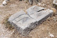 2018/07/09 12h54 ruines de Volubilis (Valéry Hugotte) Tags: 24105 antiquité maroc volubilis basrelief canon canon5d canon5dmarkiv romain ruines stèle fèsmeknès ma