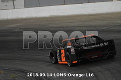 LOMS-Orange-116 (PacificFreelanceMotorsports) Tags: loms speedway racing modifieds lucasoil