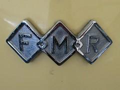 639 Messerschmidt Badge - History (robertknight16) Tags: messerschmidt fmr german germany badge badges automobilia brooklands fend