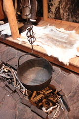 Central cooking (gordontour) Tags: experimentalarchaeology recreation norse viking greenland qassiarsuk history heritage tourism