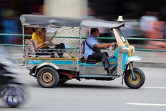 Vroom (leewoods106) Tags: tuktuk bangkok thailand road east southeastasia fareast asia