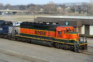 BNSF 6918 Minot 9 Apr 05