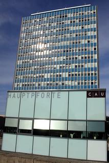 Hauptpforte CAU