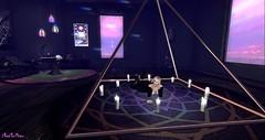 Candle & Cauldron Mindful pack (PinkangelIndigo) Tags: awareness breathing cc candlecauldron circleofcandles copperpyramid crownchakrarug meditation relaxation secondlife