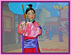A Perfect Porcelain Doll (DisneyBarbieCollector) Tags: disney mulan dolls toys collectibles