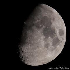Lune_DSC2453 (achrntatrps) Tags: astrophotographie d5300 nightshot nikon photographe photographer alexandredellolivo dellolivo lachauxdefonds suisse nuit night nacht astronomie astronomy noche notte nikonswitzerland lune luna mond moon
