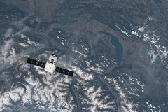 SpaceX Dragon CRS-15 (Astro_Alex) Tags: alps dragon europeanalps spacex15 cairo nileriver