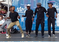 Edinburgh Festival Rap dancers (Valya Alexander2) Tags: scotland edinburgh festival rap dancers street performers