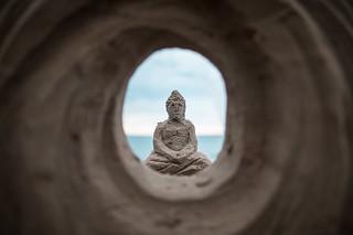 Sand Sculpting Festival Rorschach