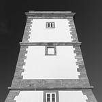 Lighthouse of Cabo Carvoeiro 3 BW thumbnail