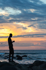 Sunset Portrait, Senegal (Geraint Rowland Photography) Tags: portrait portraits africanportraits candidportraits realportraits travelportraits silhouette silhouettes silhouettephotography takingsilhouettephotos nationalgeographic roughguidestoafrica dakarpeninsularinsenegal africa westafrica canon sunsets ocean surf surfinginsenegal beachesofsenegal coastline wanderlust patience life love romance poetry wwwgeriantrowlandcouk geraintrowlandphotographyblogging
