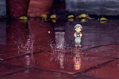 Raindrops (Wal Wsg) Tags: raindrops gotasdelluvia lluvia rain rainy llueve llovizna gotas drops fotografo photographer creativo creative phwalwsg photography photo fotografia foto juguete toy toys canoneosrebelt6i canon argentina buenosaires caba villacrespo