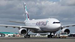 A7-ACC (Dub ramp) Tags: eiggo airitaly a332 a330 a330200 eidw dub dublinairport a7acc