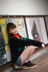 蕙羽1041 (Mike (JPG直出~ 這就是我的忍道XD)) Tags: 小羽 台灣大學 鍾蕙羽 june nikon d750 model beauty 外拍 portrait 2017