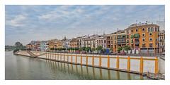 Calle Betis. (Sevilla) (@antonio urbano) Tags: sevilla callebetissevilla antoniourbano
