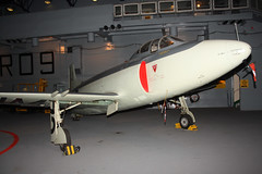 Attacker F.1 (Pentakrom) Tags: fleet air arm museum supermarine attacker wa473